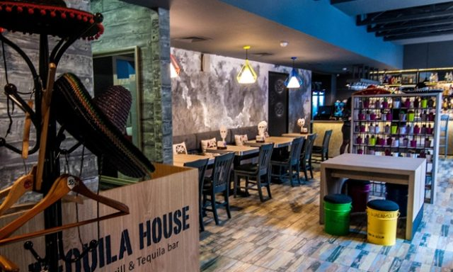The Tequila House