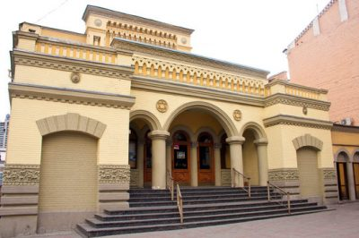 Brodskiy synagogue