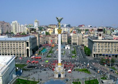 Maidan – Kiev Independence Square